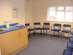 Appointments at the Community Gynaecology Clinic